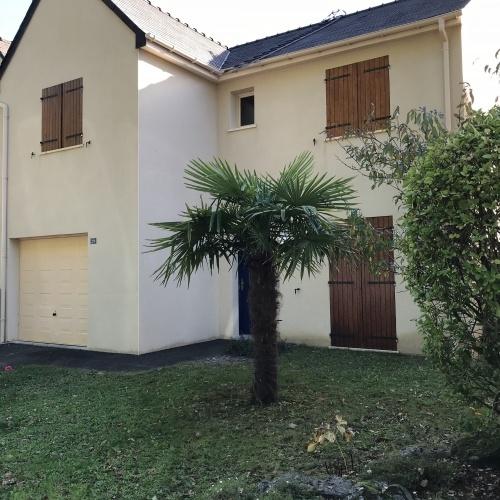 Photo après traitement des façades par Nord Habitat à Orvault