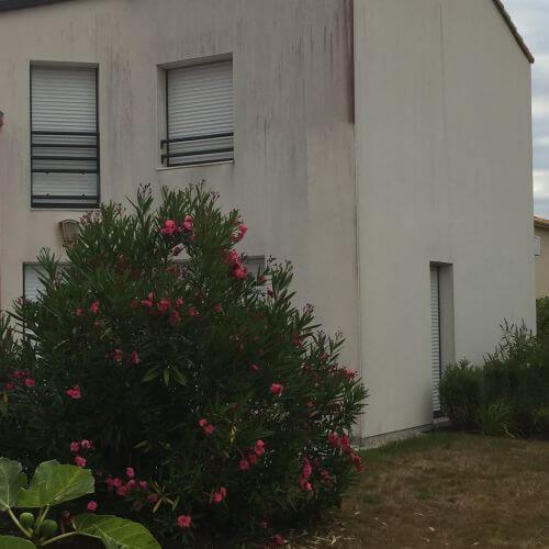 Traitement de façade à Basse Goulaine