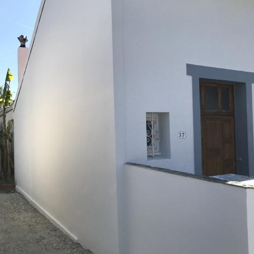 Restauration de l'enduit suivi d'un système d'imperméabilité i3 façade près de Nantes