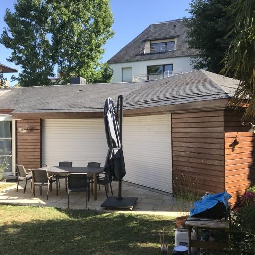 Prix pour rénovation de bardage bois autour de Nantes avec Nord Habitat