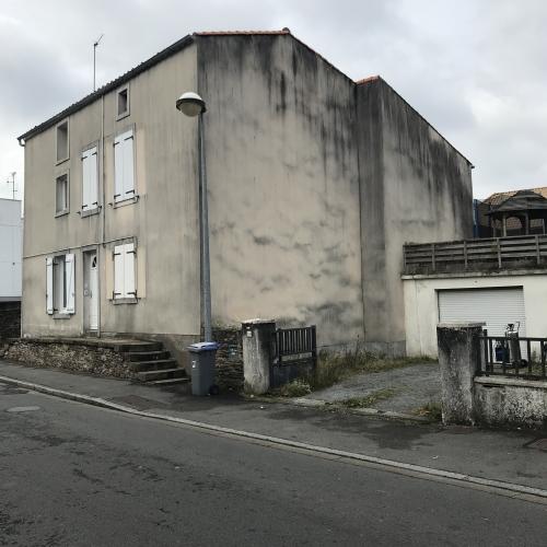 Nettoyage de façade à Châteaubriant
