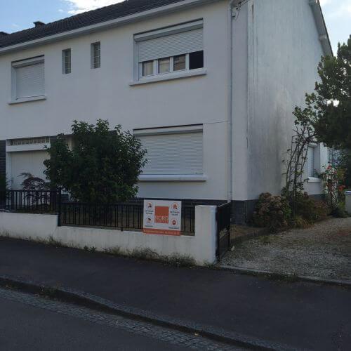 Photo avant son nettoyage Nantes 44100