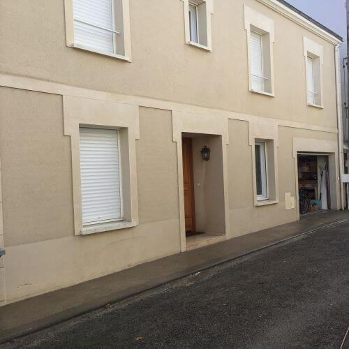 Nettoyage et traitement de façades à Nantes par la socièté Nord Habitat