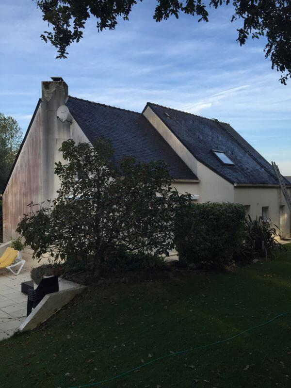 Comment nettoyer la facade d une maison comment nettoyer for Nettoyer une facade a l eau de javel